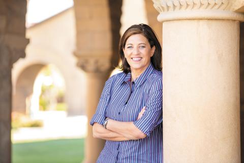 Jo Boaler author photo