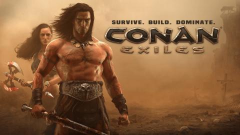Conan Exiles keyart1