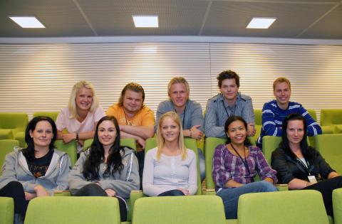 Årets talenter 2010: Satser alt på Statoils talentprogram