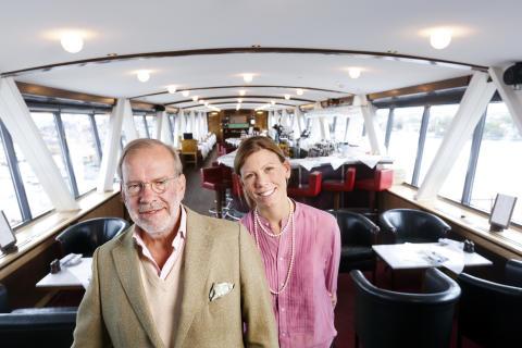 Erik och Anna Lallerstedt