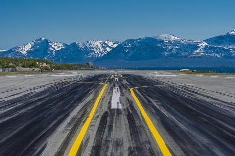 FlyViking starter ny lavprisrute mellom Bodø og Tromsø