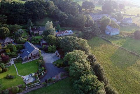 Community scheme brings high-speed fibre broadband to Derbyshire villages