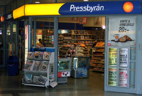 IT-Total levererar IT-infrastruktur till Reitan Convenience Sweden