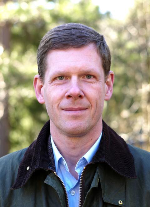 Per Klingbjer ny förbundsdirektör vid Naturvetarna