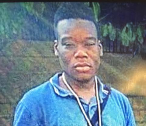 Victim: Lord Promise Nkenda