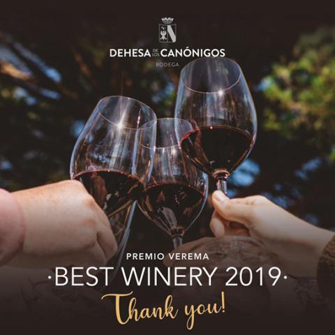 Best Winery in Spain 2019 - Bodega Dehesa de Los Canónigos