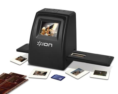Ion Film 2 SD Plus Negativscanner