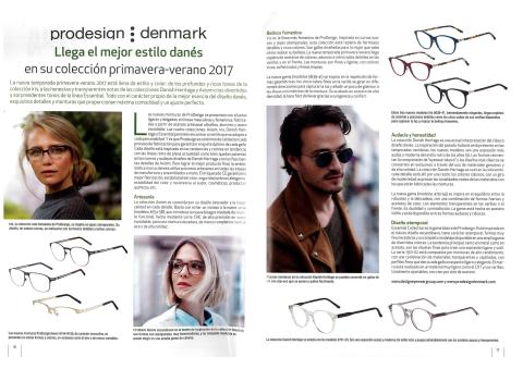 ProDesign Denmark seen in Look Vision