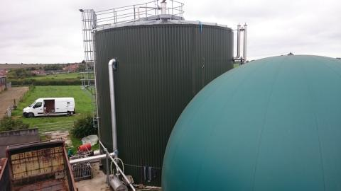 Systematisk uppföljning ger effektivare biogasproduktion