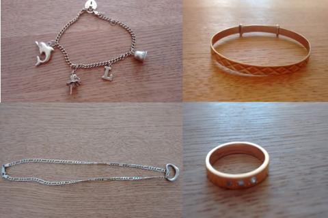 Sentimental jewellery items stolen during Eastleigh burglary