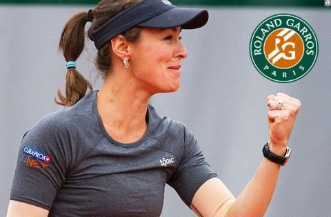 "Russian publication  ""Martina Hingis: long-awaited victory on Roland Garros"" / ""Мартина Хингис: долгожданная победа на Roland Garros в миксте"""