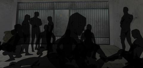 Fruktansvärda vittnesmål om tortyr, våldtäkt och massdöd i Syriens fängelser