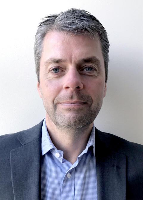 Göran Svedebäck försäljningschef Hansgrohe Sverige