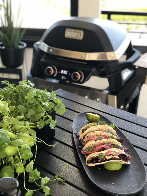 Ny programserie om grillmat på Matkanalen og Snapchat