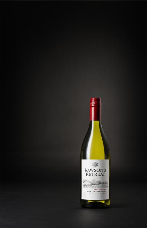 Rawson's Retreat Semillon Chardonnay 0,5 % miljöbild
