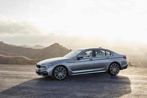 Nye BMW 5-serie: Syvende generasjon målestokk
