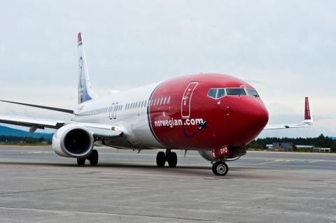 Norwegianin paransi tulostaan ensimmäisellä neljänneksellä 238 miljoonaa Norjan kruunua