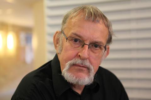 Daniel Kallós ny tillförordnad prefekt på Konsthögskolan vid Umeå universitet