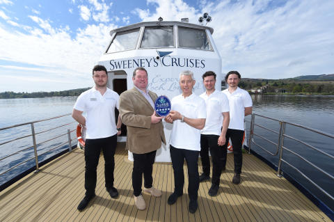 Balloch business buoyed by brilliance