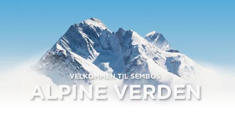 Sembos alpin-nyheter for sesongen 2012/13