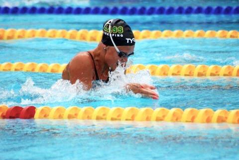 Vilma Ekström, simning