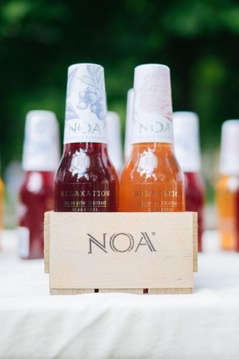 NOA beautiful bottles