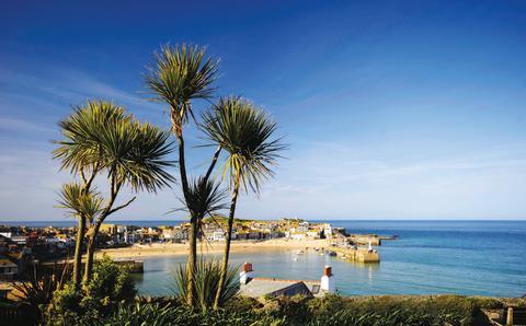 Ramblers Walking Holidays St Ives & Cornish Coast
