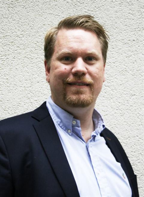 Fredrik Bodin, Regioncehf Syd, Lantmännen Lantbruk