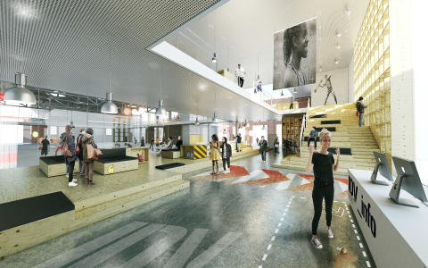 Malmö Högskola, Idrætsvidenskab