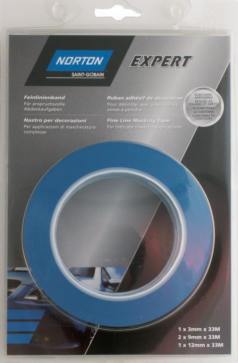 Norton Expert Auto - Product Masking tape