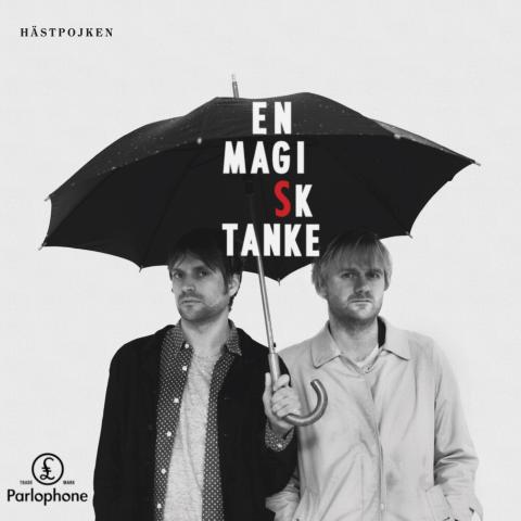 """Hästpojken slipper sitt nye album """"En magisk tanke"""" 11. mars"""