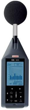 Ny ljudmätare med frekvensanalys DB300