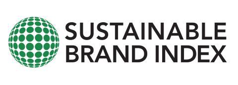 Sustainable Brand Index logoyp.