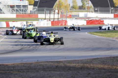 Formel Nordic - Säsongsfinal Mantorp Park