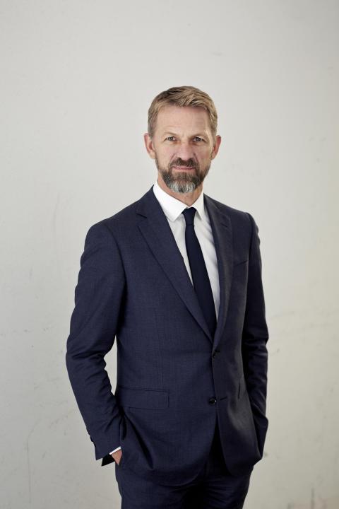 Anders Krab-Johansen, vd och chefredaktör för Børsen.