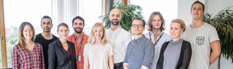 Unga talanger från hela Sverige får kickstart på WSP