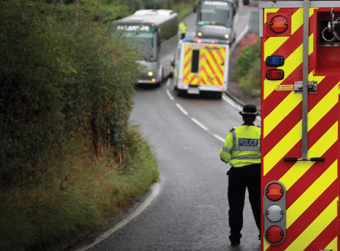 Road deaths at highest level in five years: RAC reaction