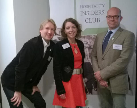 Hospitality Insiders Club Estonia was succesfully launched