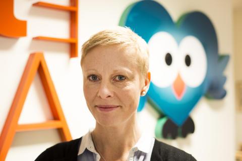 Rachel Törnell - författare och utvecklingschef