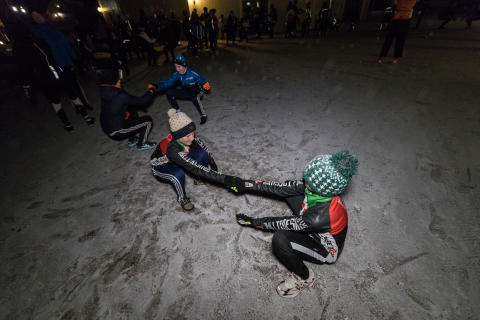 Falun står värd för cykelsatsningar i januari