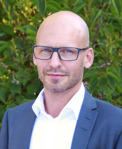 Euro Accident fortsätter att rekrytera, Fredrik Everhall - ny försäljningschef Hälsa