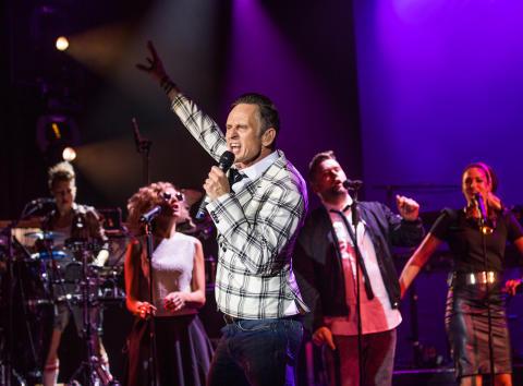 Sista chansen: Extraföreställningar till Orups succéshow Viva La Pop