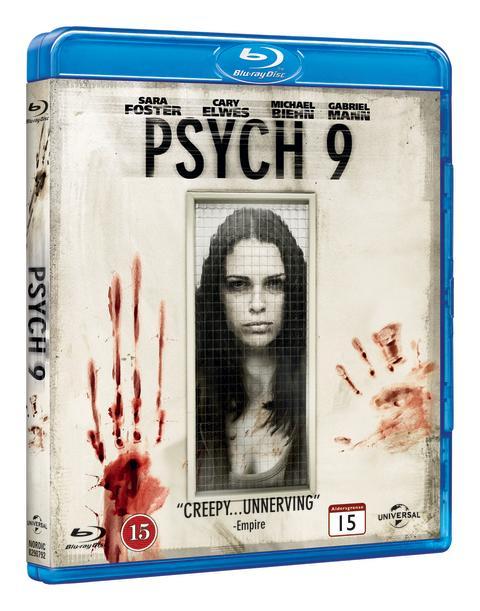 Psych 9 - på DVD och Blu-ray 24 oktober