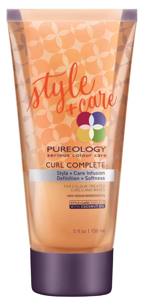 Pureology Style Infusion Curl Complete Style + Care Infusion