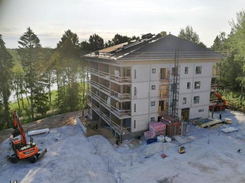 Lappeenrantaan nousee uusi asuinalue