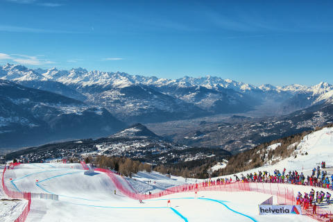 Skifahren wie die Profis