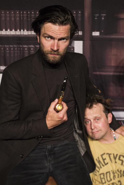 HVA' SÅ NU? - Comedyshow med Geo og Thomas Skov