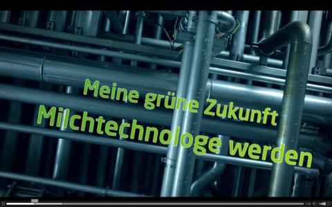 """MIV und DBV stellen Video zum Beruf """"Milchtechnologe"""" vor"""