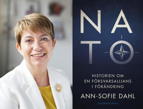NATO firar 70 år. Ny bok om  alliansens historia och framtid