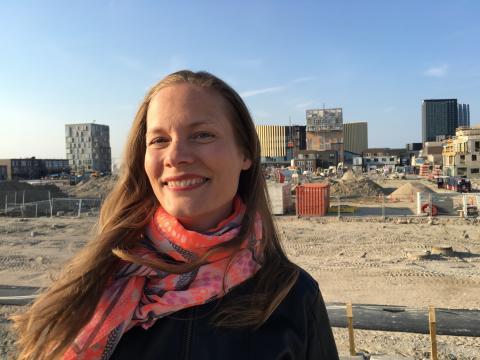 """""""Arenakvarteret samler det bedste fra Ørestad Syd og Ørestad City"""""""